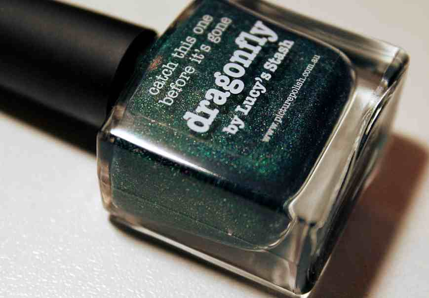 Didichoups - Picture Polish - Dragonfly 04