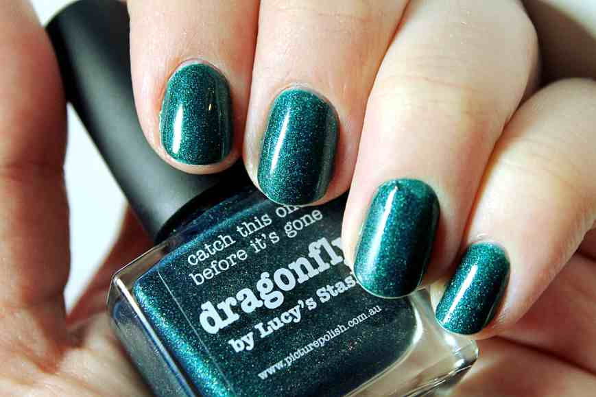 Didichoups - Picture Polish - Dragonfly 05