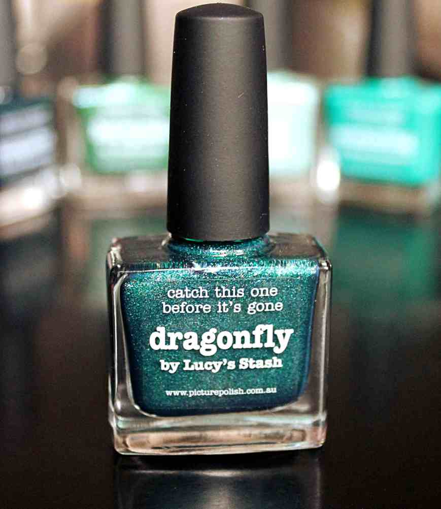 Didichoups - Picture Polish - Dragonfly 08