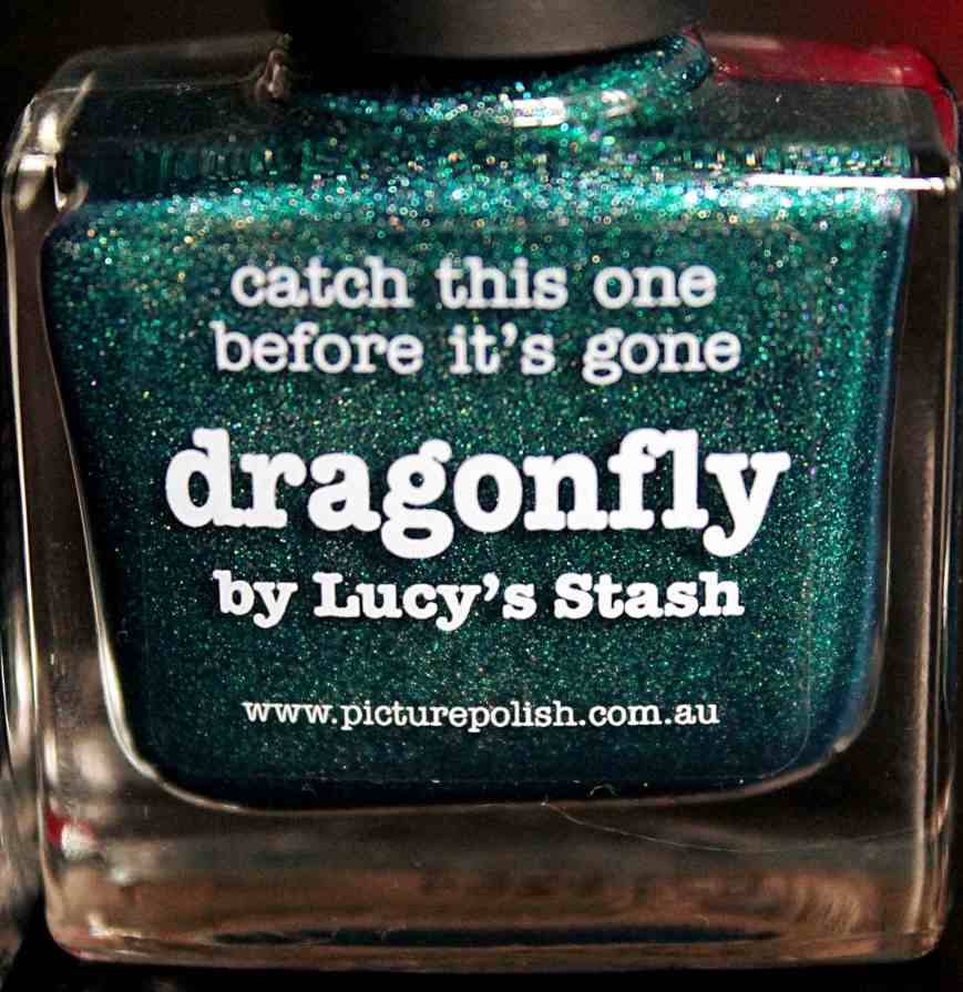 Didichoups - Picture Polish - Dragonfly 09