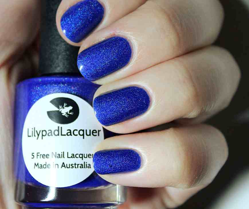 Didichoups - LilypadLacquer - A Balt out of the Blue 01