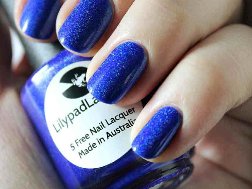 Didichoups - LilypadLacquer - A Balt out of the Blue 02