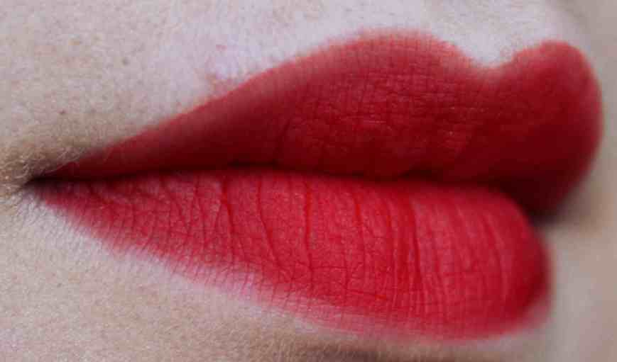 Didichoups - Bourjois - Hot pepper 01