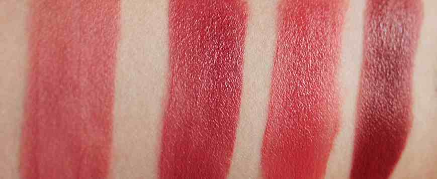 Didichoups - Bourjois - Rouges Edition Velvet - Les nudes