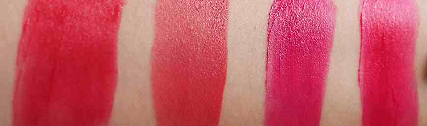 Didichoups - Bourjois - Rouges Edition Velvet - Les roses