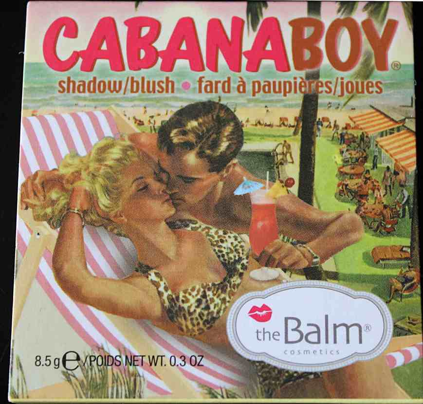 Didichoups - The Balm - Blush CabanaBoy 01