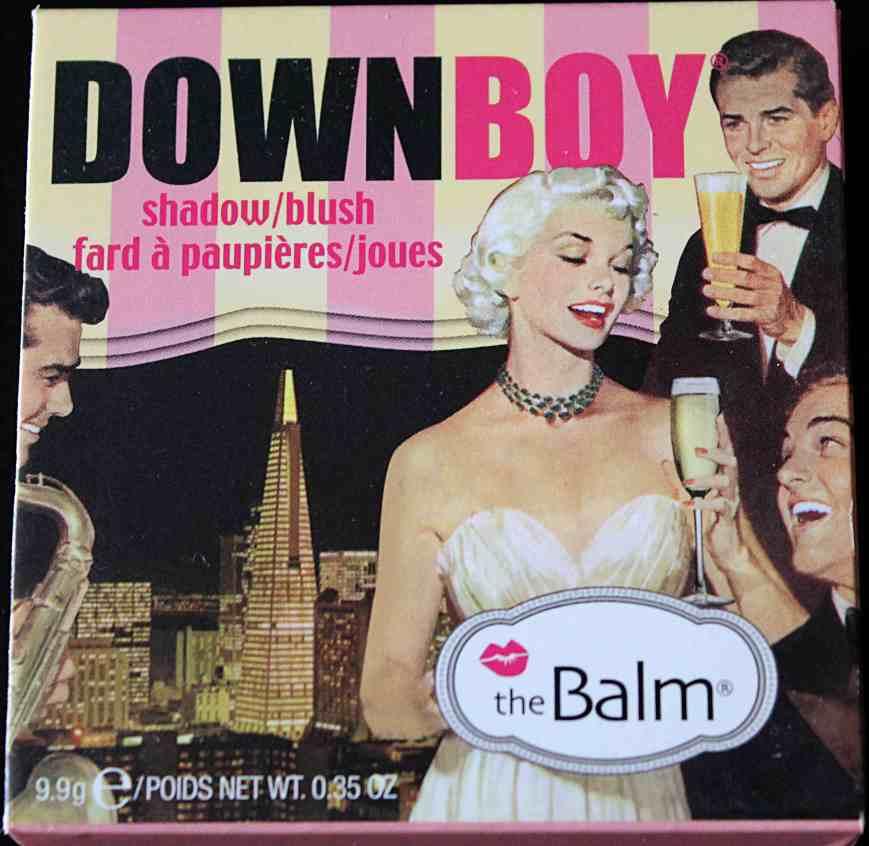Didichoups - The Balm - Blush DownBoy 01