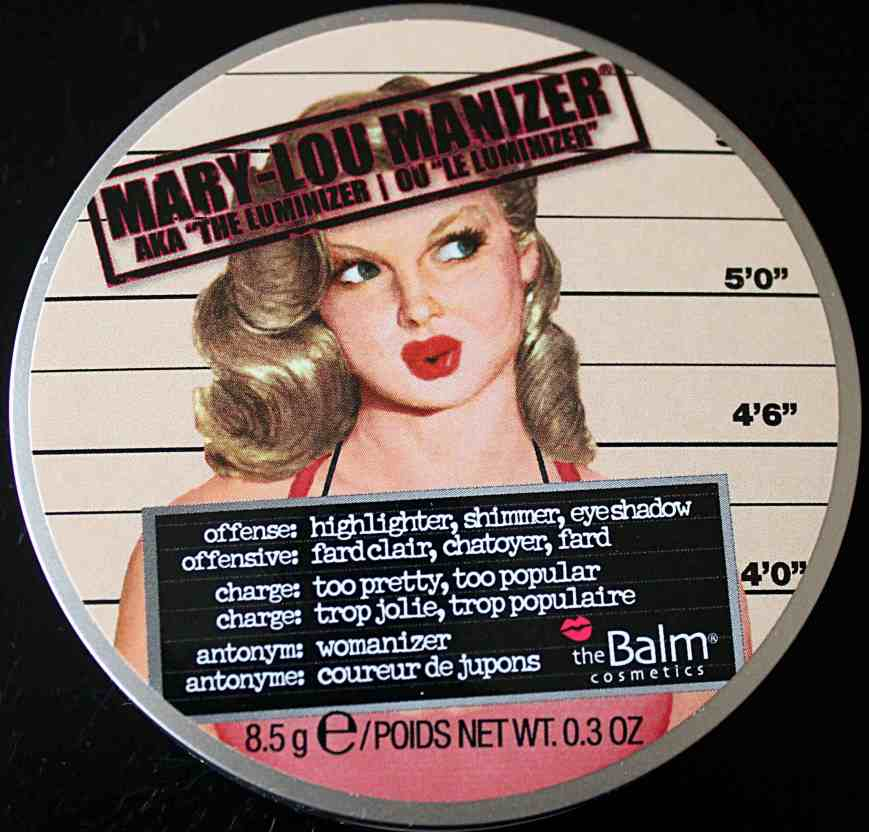 Didichoups - The Balm - Mary-Lou Manizer  02