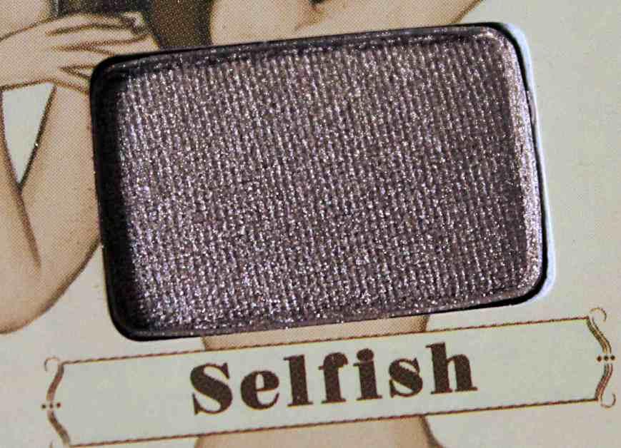 Didichoups - The Balm - Nudetude - Selfish 01