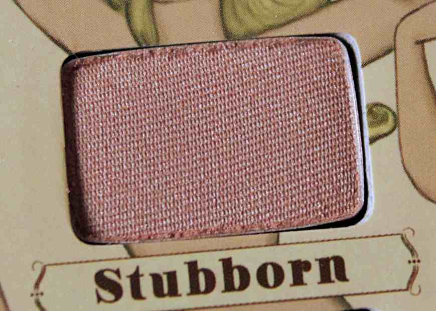 Didichoups - The Balm - Nudetude - Stubborn 01