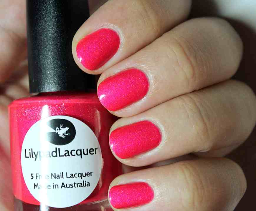 Didichoups - Lilypad Lacquer - Pink Flamingo 01