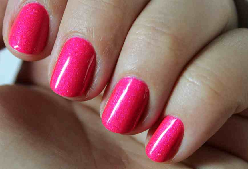Didichoups - Lilypad Lacquer - Pink Flamingo 03