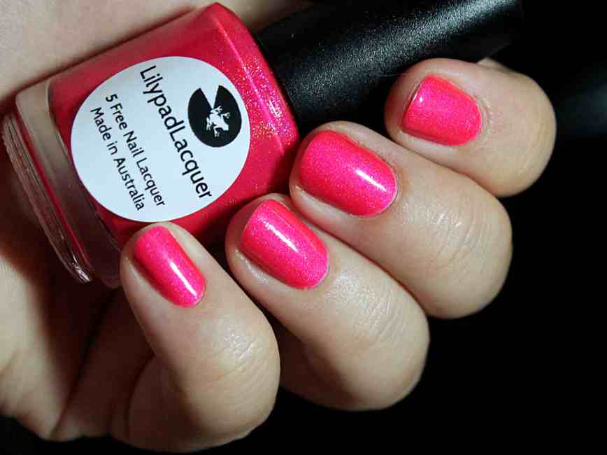 Didichoups - Lilypad Lacquer - Pink Flamingo 05