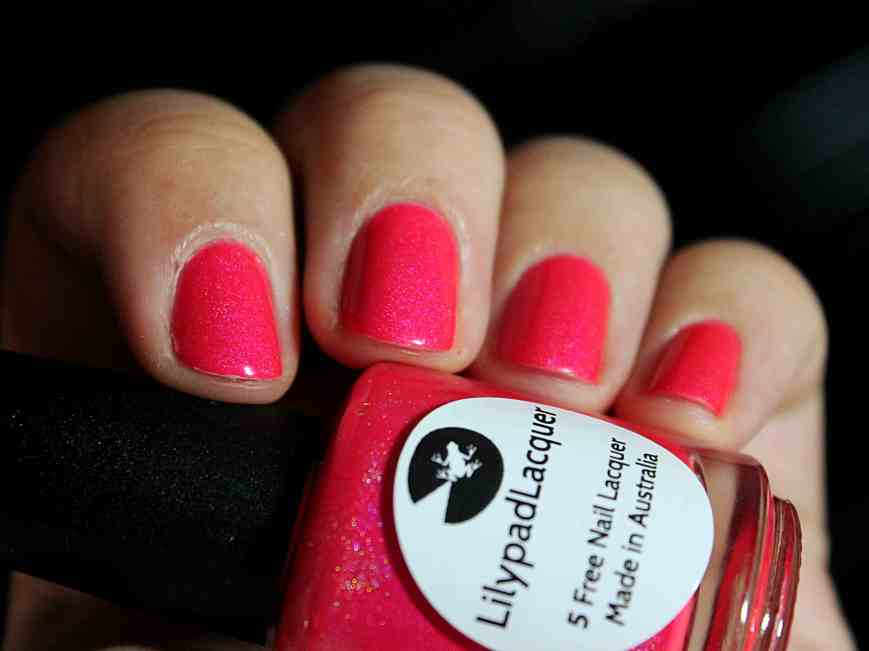 Didichoups - Lilypad Lacquer - Pink Flamingo 06