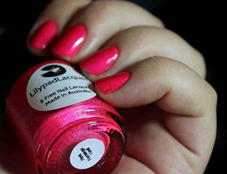 Didichoups - Lilypad Lacquer - Pink Flamingo 07