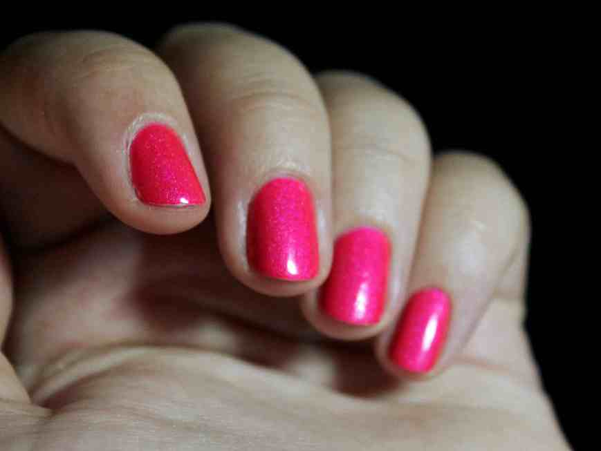 Didichoups - Lilypad Lacquer - Pink Flamingo 08