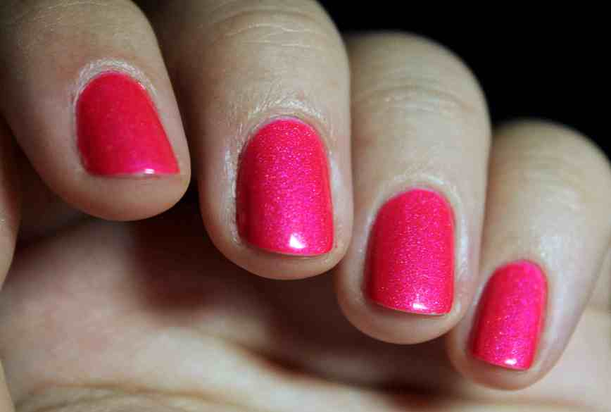 Didichoups - Lilypad Lacquer - Pink Flamingo 09