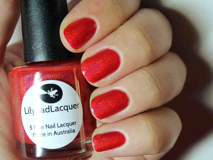Didichoups - Lilypad Lacquer - Sweet as a Peach 01