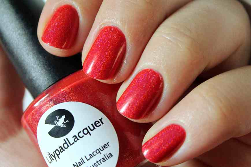 Didichoups - Lilypad Lacquer - Sweet as a Peach 02