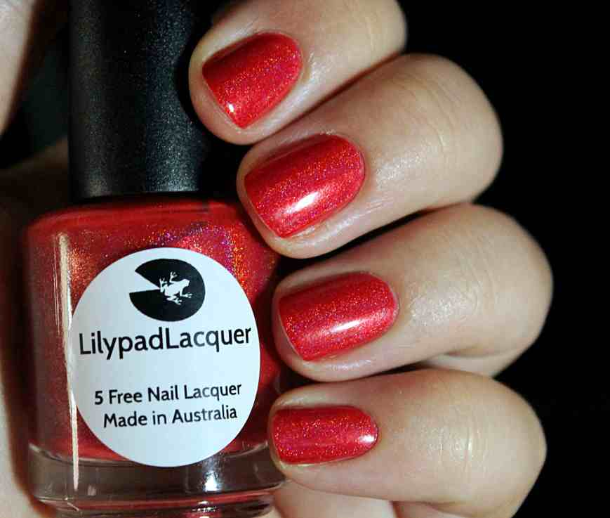 Didichoups - Lilypad Lacquer - Sweet as a Peach 04