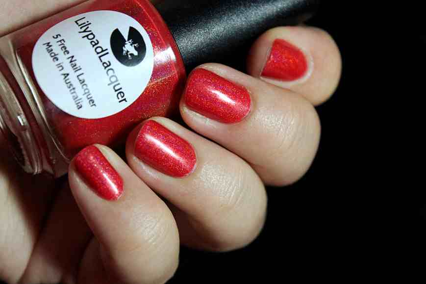 Didichoups - Lilypad Lacquer - Sweet as a Peach 05