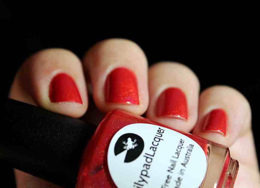 Didichoups - Lilypad Lacquer - Sweet as a Peach 06