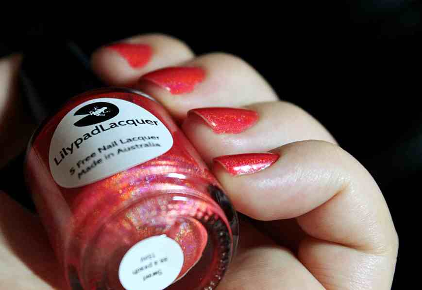 Didichoups - Lilypad Lacquer - Sweet as a Peach 07