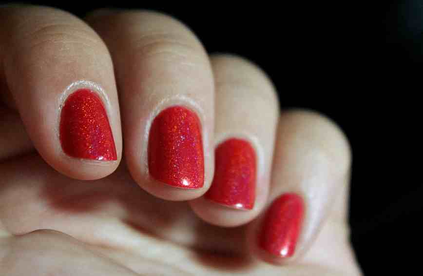 Didichoups - Lilypad Lacquer - Sweet as a Peach 08