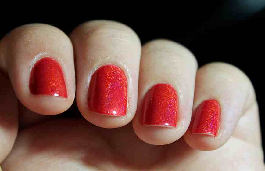 Didichoups - Lilypad Lacquer - Sweet as a Peach 11