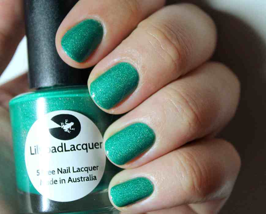 Didichoups - Lilypad Lacquer - Too much Excitemint 01