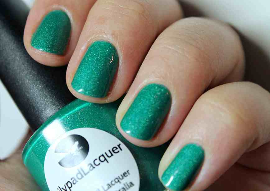 Didichoups - Lilypad Lacquer - Too much Excitemint 02