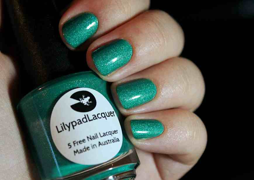 Didichoups - Lilypad Lacquer - Too much Excitemint 04