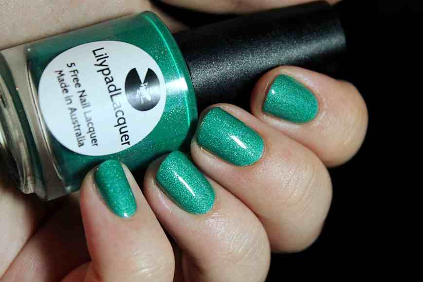 Didichoups - Lilypad Lacquer - Too much Excitemint 05