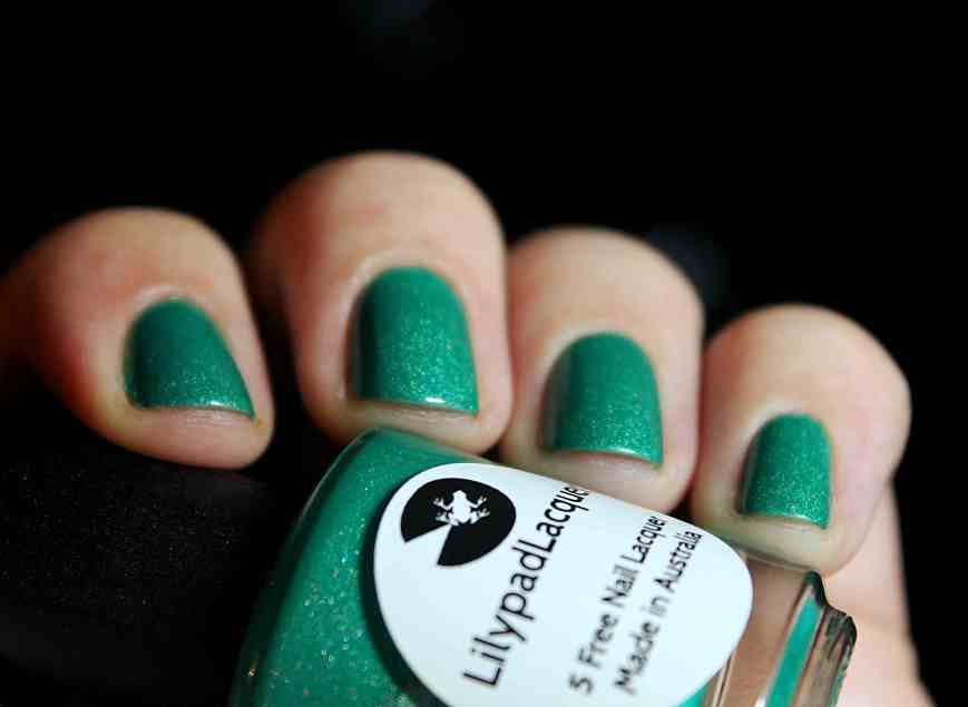 Didichoups - Lilypad Lacquer - Too much Excitemint 06