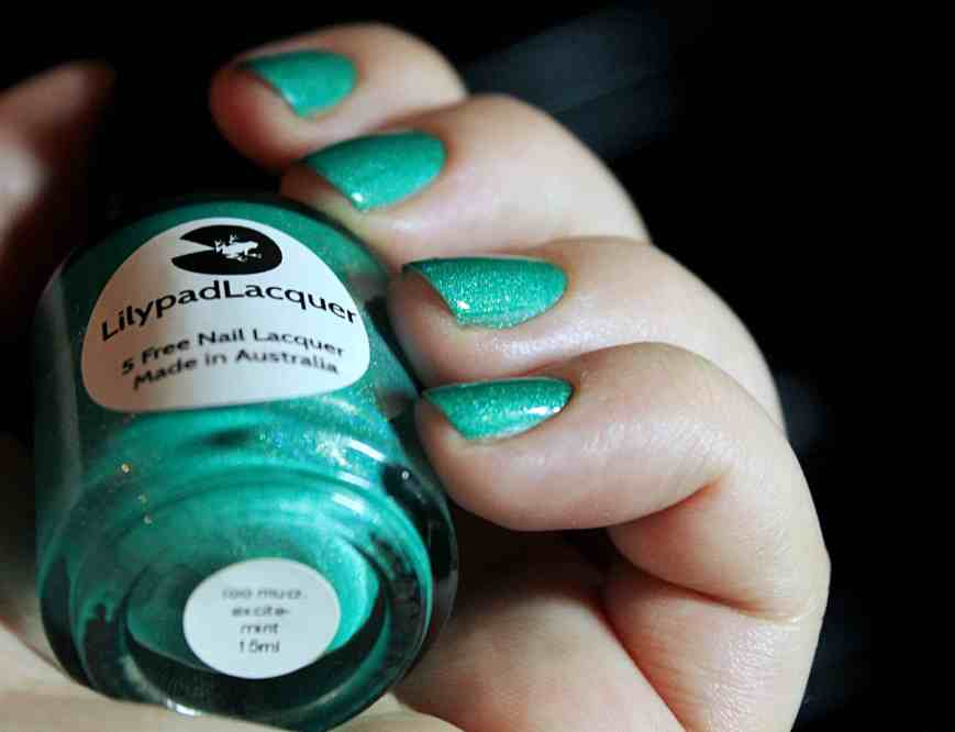 Didichoups - Lilypad Lacquer - Too much Excitemint 07