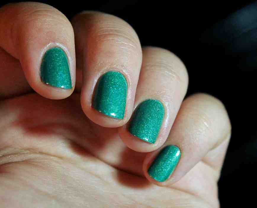 Didichoups - Lilypad Lacquer - Too much Excitemint 08