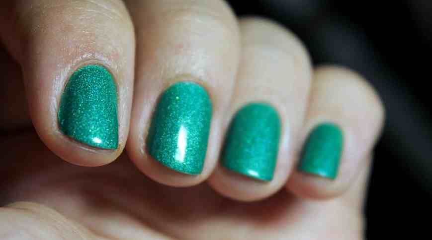 Didichoups - Lilypad Lacquer - Too much Excitemint 09