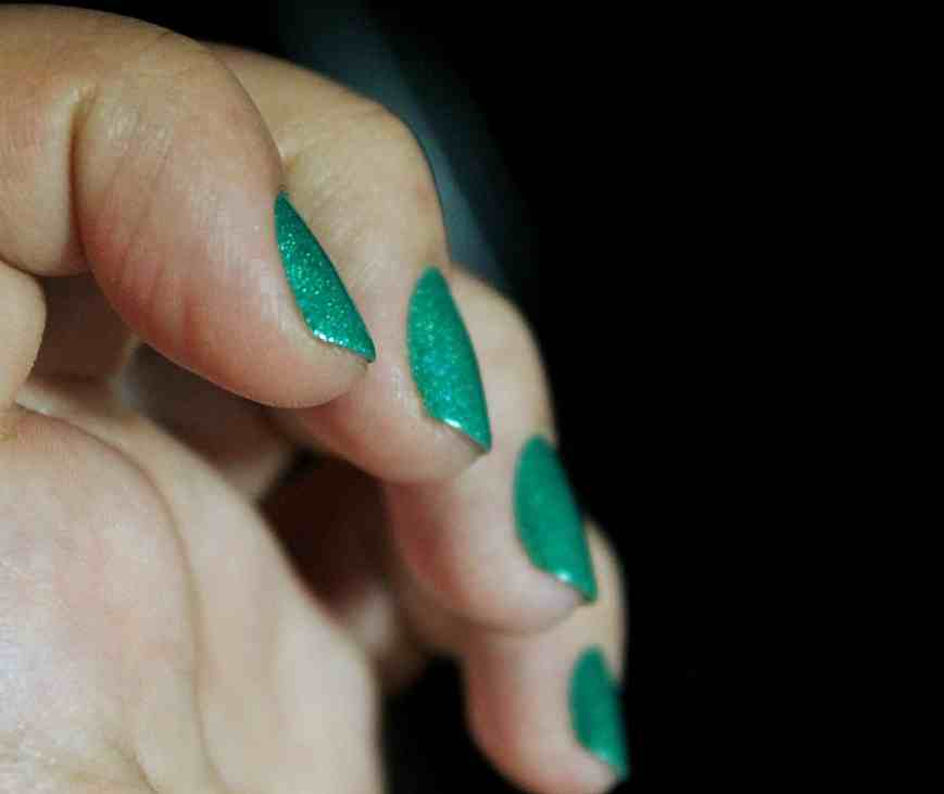 Didichoups - Lilypad Lacquer - Too much Excitemint 13