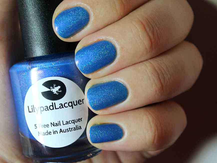 Didichoups - Lilypad Lacquer - Violet Moon 01
