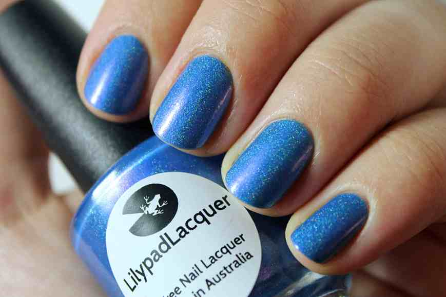 Didichoups - Lilypad Lacquer - Violet Moon 02