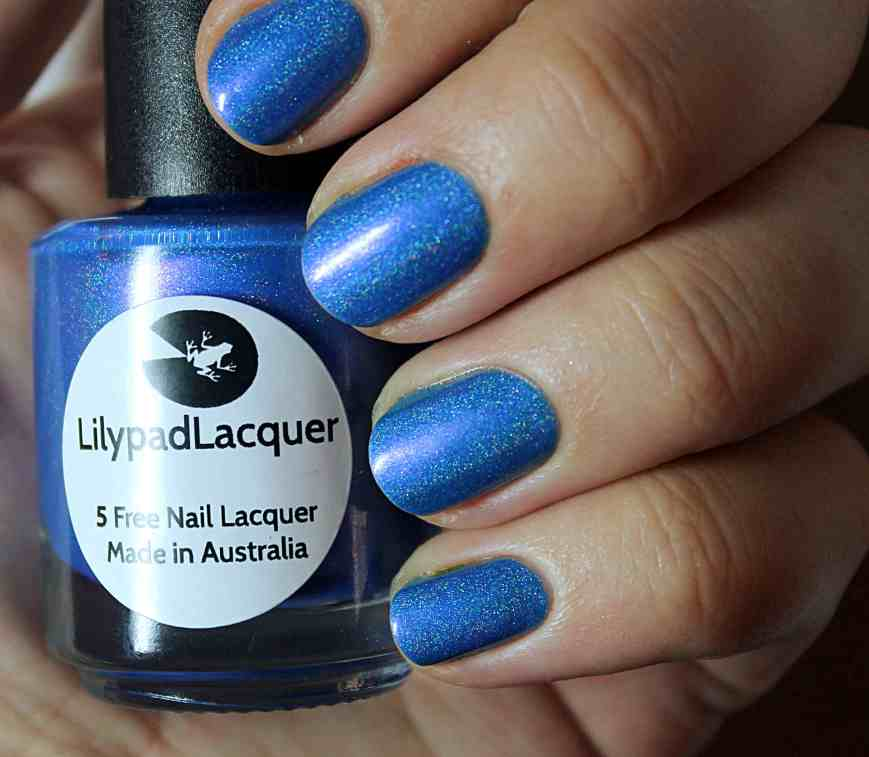 Didichoups - Lilypad Lacquer - Violet Moon 04