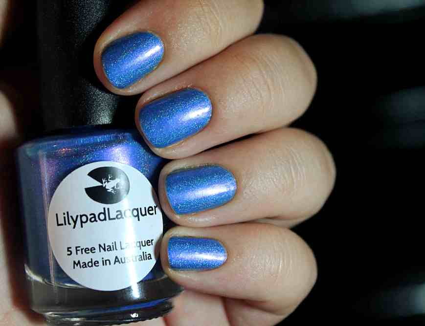 Didichoups - Lilypad Lacquer - Violet Moon 05