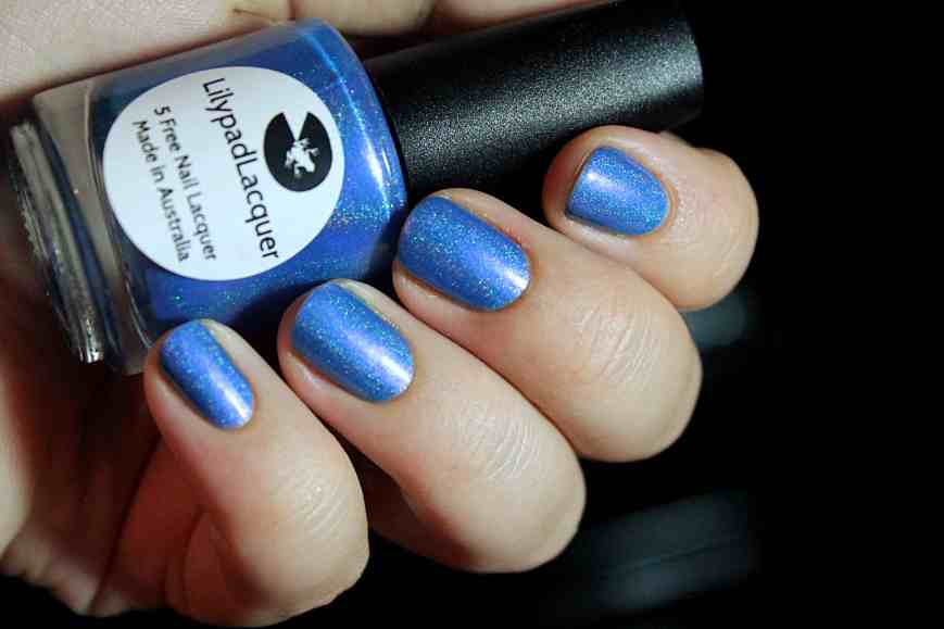 Didichoups - Lilypad Lacquer - Violet Moon 06