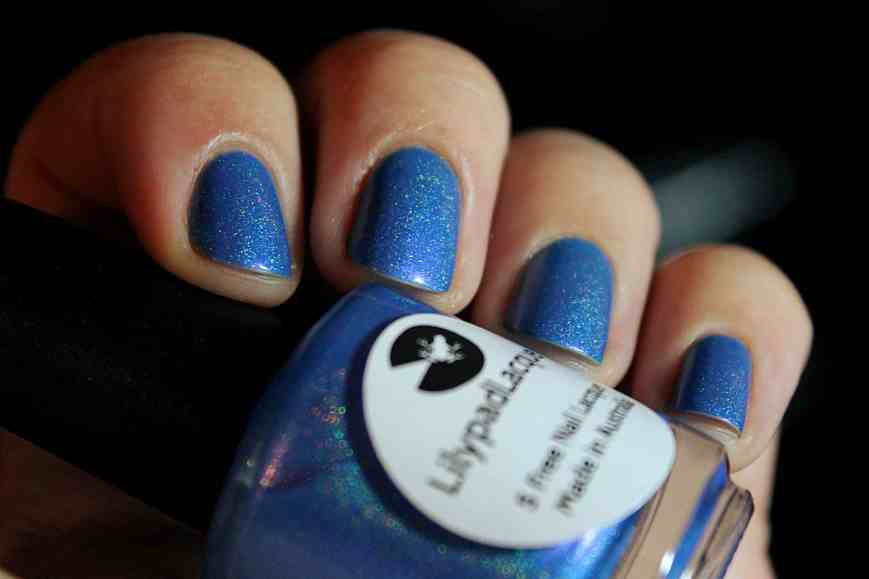 Didichoups - Lilypad Lacquer - Violet Moon 07