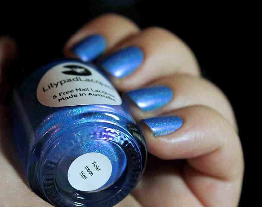 Didichoups - Lilypad Lacquer - Violet Moon 08