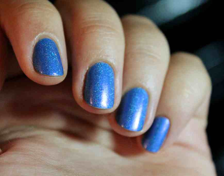 Didichoups - Lilypad Lacquer - Violet Moon 09
