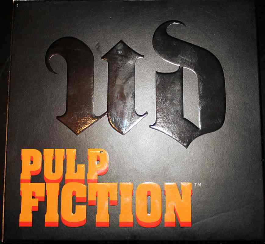Didichoups - Urban Decay - Pulp Fiction 01