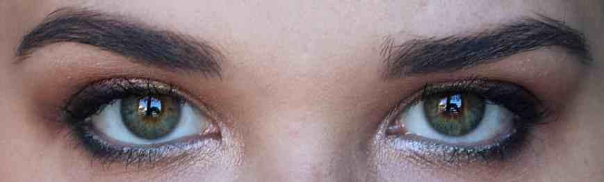 Didichoups - Makeup pas cher - Yeux 01