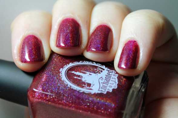 Didichoups - Enchanted Polish - Holiday 2015 - 03