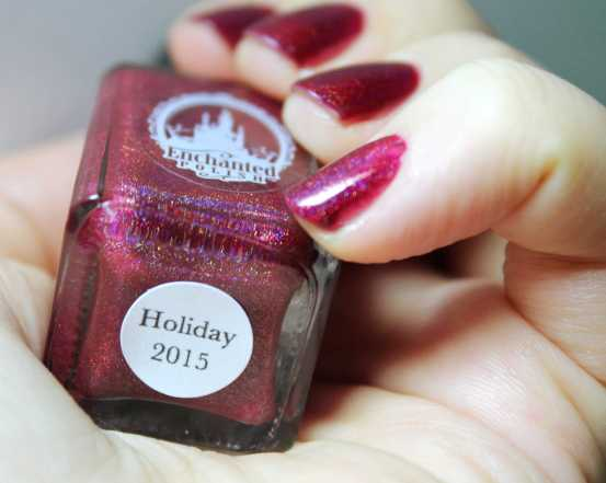 Didichoups - Enchanted Polish - Holiday 2015 - 06